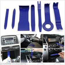 Practical 7 Pcs blue Automobile Audio Player Dismantle Installation System Tool