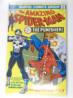 The Amazing Spider-Man # 129 Punisher German Reprint 2000 Zustand 1