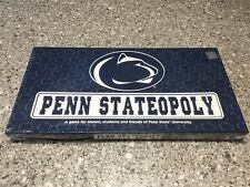 Penn Stateopoly Penn State University Opoly Game Alumni Students NIB New Sealed!