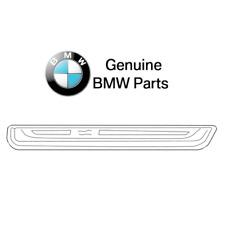 BMW E63 E64 645Ci 650i Passenger Right Outer Illuminated Door Sill Cover Genuine