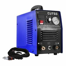 50Amp Air Plasma Cutter Digital DC Inverter Portable Cutting Machine CUT-50