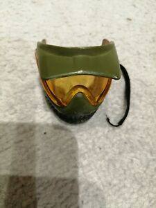 Action Man's Toy Figure's Genuine Accessory Mask Face Overall Glasses