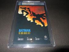 Batman: The Dark Knight 4 PGX 9.6 NM+ (CGC), 1st Print, White Pages