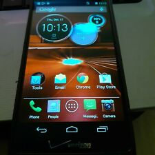 Motorola Droid RAZR MAXX HD Verizon Limited Edition (Black) 8gb