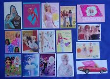 Barbie Greeting Cards Lot-16 Birthday & Miscellaneus 1994-2002 Great Condition