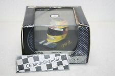 Helm Ralf Schumacher Williams - Visier zu • 2000 • HotWheels • 1:8