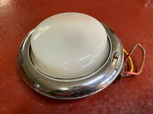 1930 's 1940 's DOME COURTESY LIGHT  MOPAR GM FORD 36 38 40 42 47 48 49