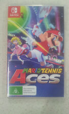 Mario Tennis Aces Nintendo Switch Game (NEW)