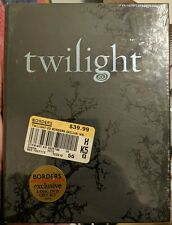 RARE Twilight Borders Exclusive 2-disc DVD Collector's Gift Set Edward Mint New