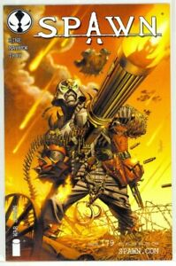 SPAWN #179 KEY 1st WAR SPAWN Greg Capullo Todd McFarlane Image Comics NM- (9.2)