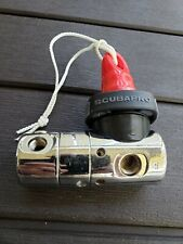 New listing DIN MK10 rebuilt ready to dive SCUBAPRO scuba 1st stage regulator diving
