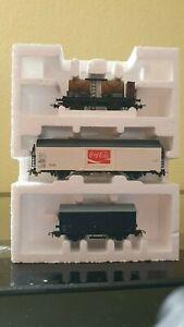 Güterwagenset PIKO H0