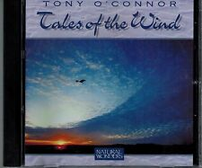 TONY O' CONNOR - NATURAL WONDERS - TALES OF THE WIND - MINT CD
