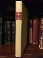 Inferno Dante Alighieri Mandelbaum Translation Illustrated & Signed Barry Moser