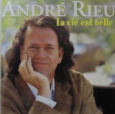 ANDRE RIEU - LA VIE EST BELLE - CD