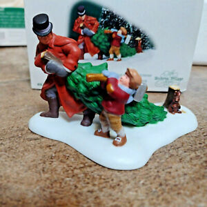 DEPT 56 DICKENS VILLAGE SERIES A Christmas Beginning 56.58568 Accessory Wth Box