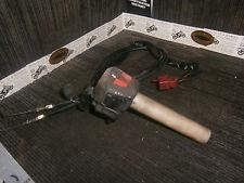 HONDA CBR100FL CBR 1000 FL Switch gear  throttle tube RHS control switches
