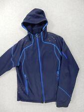 New listing REI Fitted Full Zip Hoodie Jacket (Men's Medium) Blue