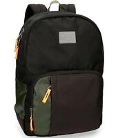"""Zaino nero Pepe Jeans Viaggio Scuola Porta Computer Pc Laptop 15.6"""" trolley 4..."""