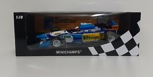 Model Car Scale 1:18 MINICHAMPS Benetton F1 Schumacher Monaco 1995 Diecast