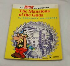 The Mansion of the Gods by Rene De Goscinny (1979, Paperback) Book