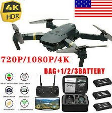 E58 Drone X Pro WIFI  4K HD Camera 1-3Battery Foldable Selfie 2.4G RC Quadcopter