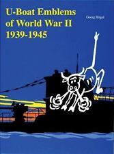 U-Boat Emblems in World War II by Georg Hogel (1999, Hardcover)