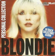 BLONDIE - PERSONAL COLLECTION - MAIL ON SUNDAY PROMO CD