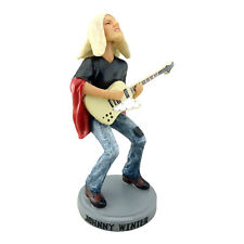 Johnny Winter 2013 Aggronautix Captured Live Guitar Gods Figure (Bobble Head)
