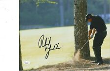 Phil Mickelson signed 11x14 photo JSA COA