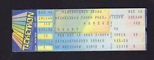 1983 Heart Kansas Unused Concert Ticket Meadowlands Passionworks Drastic Measure