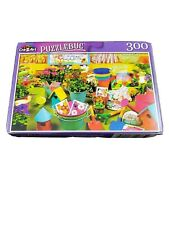 """New Jigsaw Puzzle 300 Piece """" Gardening Time"""""""