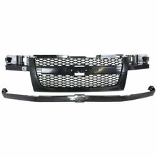 for 2004 2012 Chevrolet Colorado Grille Assembly With Chrome Molding