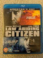 Law Abiding Citizen Blu-ray (2010) Gerard Butler, Gray (DIR) cert 18 Great Value