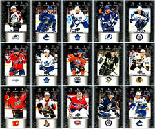 2019-20 UD TIM HORTONS GAME DAY ACTION COMPLETE 15 Insert Card Set Lot Mcdavid