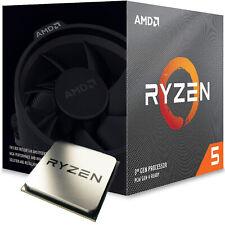 AMD Ryzen 5 3600X CPU 6x 3.80GHz Sockel AM4, Prozessor inkl. CPU Kühler