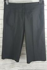 Bebe Culottes Long Shorts Size 0 Cropped Pants Womens Excellent Used Condition..
