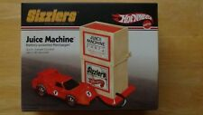Hot Wheels Sizzlers Juice Machine Battery-Powered Recharger NEW In Box