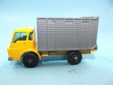Lesney MATCHBOX 1:64 No.37 Cattle Truck
