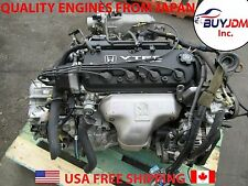 JDM 98-02 Honda Accord Engine Accord 2.3L Transmission Automatic F23A MGPA MCJA