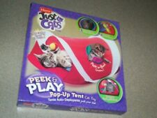 New listing Hartz Just For Cats Peek & Play Pop-Up Tent Cat Toy