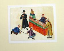 Arroz chino castigos el Mandarin's Court C1860