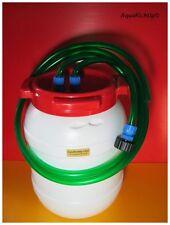 Mischbett Vollentsalzer 5 Liter Duo Silikat Kieselsäure Filter für Meerwasser