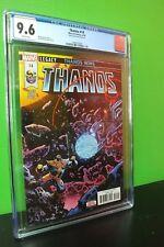 CGC 9.6 Thanos #14 Thanos, Cosmic Ghost Rider