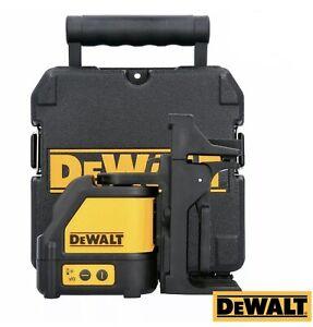 Dewalt DW088K-XJ 2 Way Self-Levelling Ultra Bright Cross Line Laser Brand New
