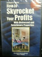 How To Skyrocket Your Profits (DVD) Distressed and Foreclosure Properties Invest