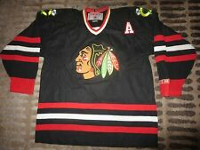 Chicago Blackhawks #20 CCM Hockey Premier Jersey XL mens