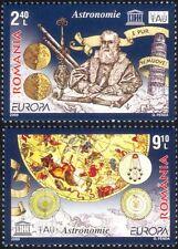 Romania 2009 Europa/Astronomy/Galileo/Space/Telescopes/People 2v set (n44682)