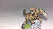 PREPAINTED - Hordes Circle of Orboros Models - Argus - Free Shipping