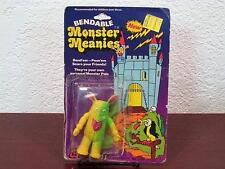 1970's BENDABLE MONSTER MEANIES HORROR 2nd SERIES FIGURE MOC RARE #1269